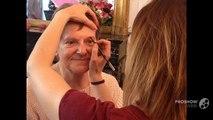 Atelier de maquillage à la ligue contre le cancer de Seine-Maritime