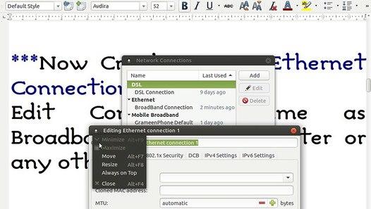 Setup TP-Link Router on Ubuntu (Linux)