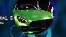 Mercedes AMG GT-R : fabuleuse - En direct du Mondial de Paris