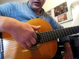 Cours Guitare Arpèges 1 Guitare acoustique