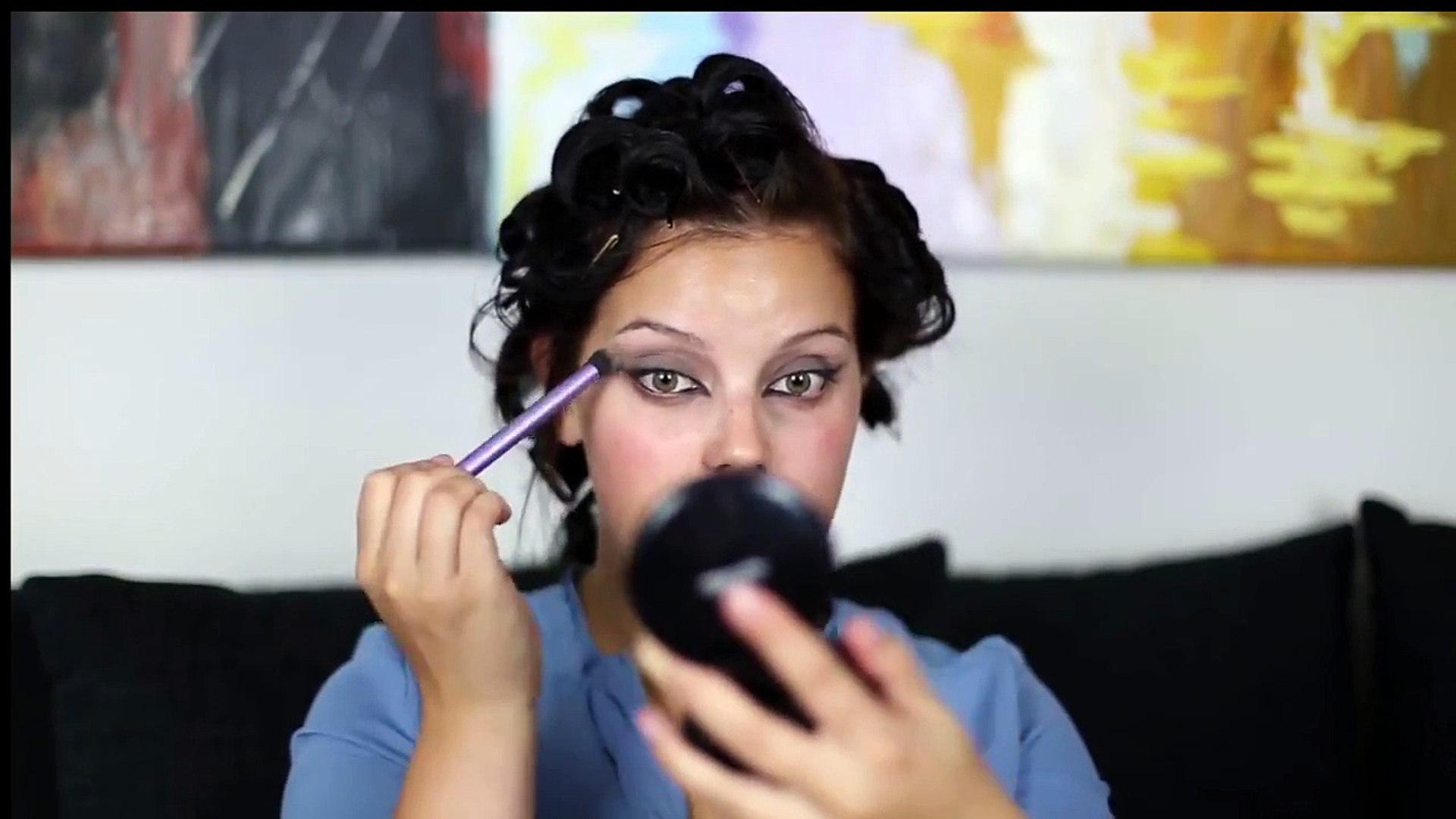 Hair and Costume Makeup, Hope You Like The Makeup Artist Video