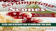 [PDF] Scones (Scrumptious Scones, Simply the Best Scone Recipes Book 1) Full Online