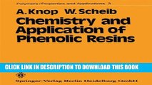 [PDF] Chemistry and Application of Phenolic Resins (Polymers - Properties and Applications)