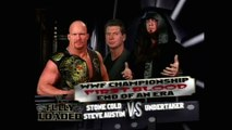 WWF - Stone Cold Steve Austin vs The Undertaker (First Blood Match)