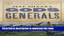 [PDF] Gods and Generals: A Novel of the Civil War (Civil War Trilogy) Popular Colection