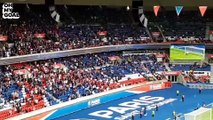 PSG - le retour des Ultras au Parc des Princes (Paris v Bordeaux - 01/10/16)