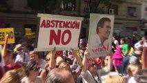 Los críticos piden una moción de censura contra Sánchez