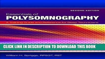 [PDF] Essentials of Polysomnography Popular Colection
