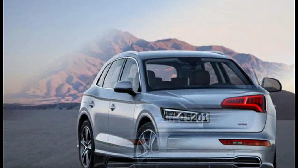 DE Cars AUDI – AUDI Q5 2017