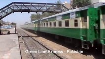 Indian Railways vs. Pakistan Railways - A Compilation Of Premium Trains