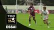 TOP 14 ‐ Essai Baptiste SERIN (UBB) – Pau-Bordeaux-Bègles – J7 – Saison 2016/2017