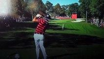 Vous ne devinerez jamais où la balle de ce golfeur a atterri !