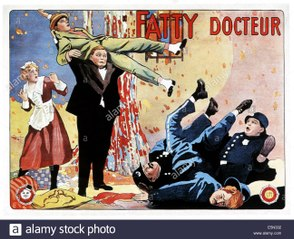 Comedy Oh, Doctor! Fatty Arbuckle Span Subs