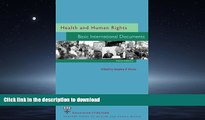 FAVORIT BOOK Health and Human Rights: Basic International Documents, Third Edition (Harvard Series
