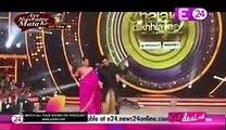 Contestants Ne Stage Pe Lagyi AAg - Jhalak Dikhhla Jaa Season 9 - 2nd October 2016