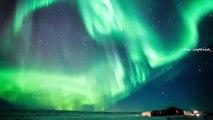 Les Islandais éteignent toutes leurs lumières pour profiter des aurores boréales