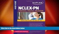 Big Deals  NCLEX-PN 2013-2014 (Kaplan NCLEX-PN Exam)  Best Seller Books Most Wanted