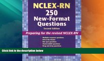 Big Deals  NCLEX-RN®  250 New-Format Questions: Preparing for the Revised NCLEX-RN® (Nursing