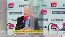 Jean-Claude Trichet répond aux questions des auditeurs de Questions Politiques