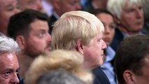 Theresa May details Brexit plan at Conservative conference