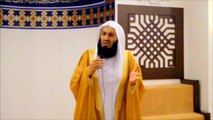 """""""Wifes Burnt Toast!"""" FUNNY Mufti Menk Clip!!!"""