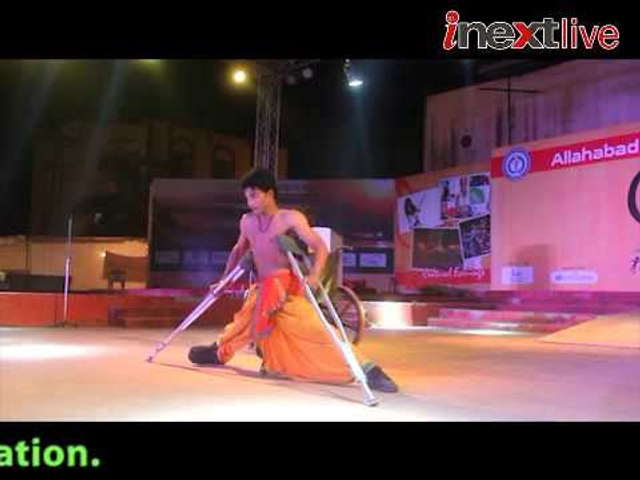 Ability unlimited's dance in Allahabad