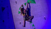 Escalade : Janja Garnbret 2e des 24 Heures du Mur d'Oloron 2016 : voici sa finale