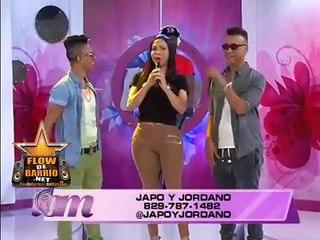 Japo y Jordano - Entrevista En La Belleza Es Mia [Behind the Scenes]