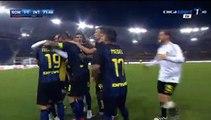 Ever Banega Goal AS Roma 1-1 Inter 02.10.2016 HD