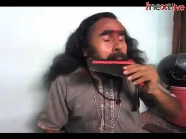 Meet Ajooba Baba of Allahabad