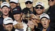 AP: U.S. Wins 1st Ryder Cup Since 2008