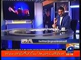 Jirga 01- October 2016 - Geo News interview  Saleem Safi with Mustafa Kamal