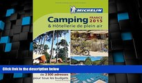 Must Have PDF  Camping   Hotellerie de plein air France 2015 [ Outdoor Camping and Hotels ]