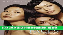 New Book Asian Faces: The Essential Beauty and Makeup Guide for Asian Women