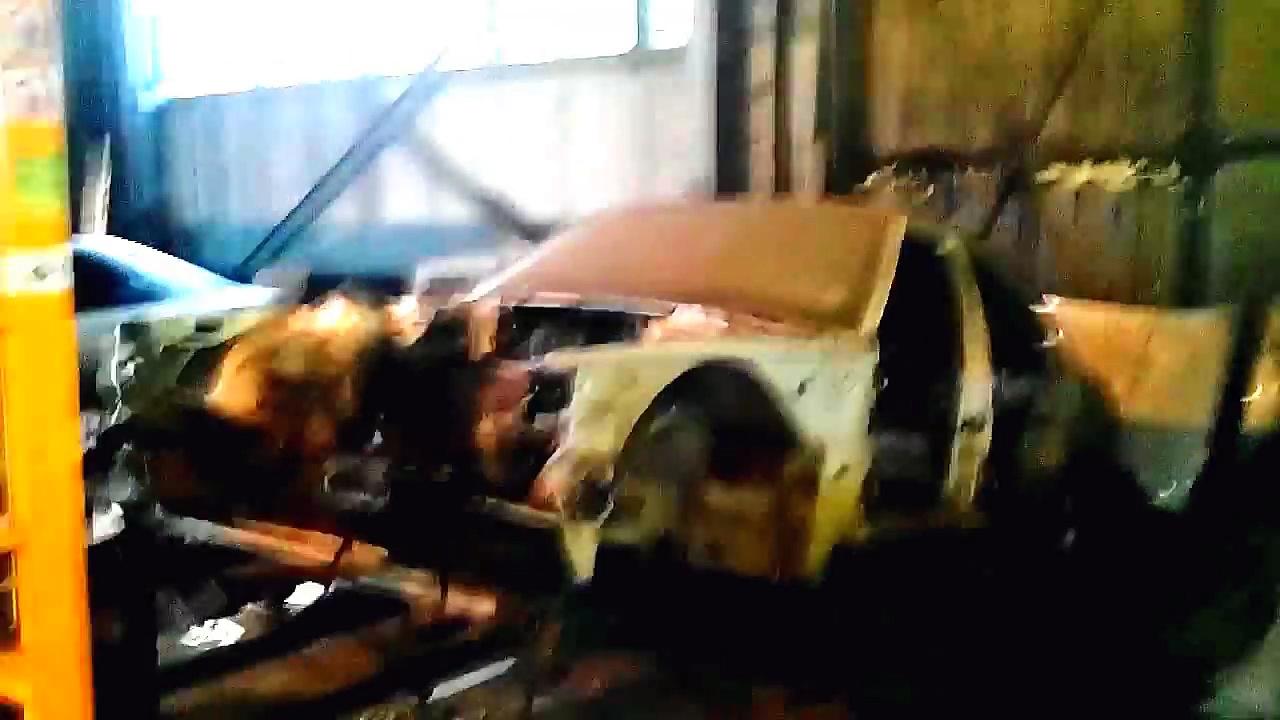 BMW E34 1. repair bmw e34