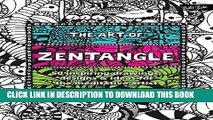[PDF] The Art of Zentangle: 50 inspiring drawings, designs   ideas for the meditative artist