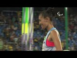 Athletics | Women's Javelin - F13 Final | Rio 2016 Paralympic Games