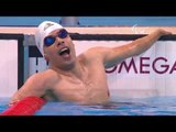 Swimming | Men's 100m Freestyle S5 final | Rio 2016 Paralympic Games