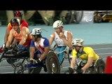Athletics | Men's 100m - T54 Final | Rio 2016 Paralympic Games