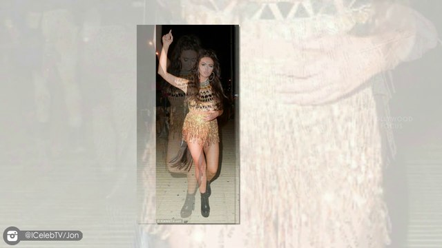 Charlotte Dawson Suffers Epic Fall as She Parties in Ibiza