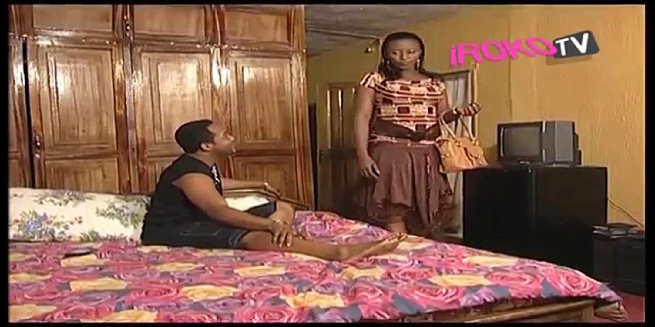 Ini Edo Excapes Nonso Diobi's Evil Plan - Nigerian Movie