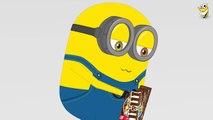 Minions Banana Balloon Strings Funny Cartoon - Minions Mini Movies 2016 [HD]