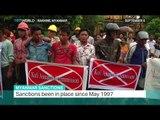 Myanmar Sanctions: Interview with author Azeem Ibrahim on US sanctions on Myanmar