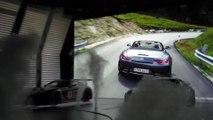 World premiere Mercedes-AMG GT C Roadster at 2016 Paris Motor Show