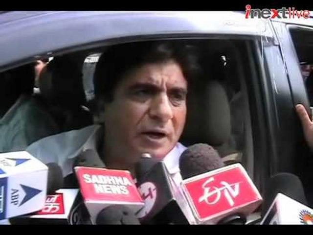 No permission for Raj Babbar