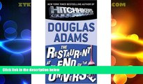Big Deals  The Hitchhikers Guide to the Galaxy 5 Paperback Books (Hitchhiker s Galaxy; The