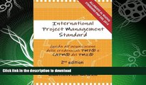 FAVORITE BOOK  International Project Management Standard: Guida all acquisizione delle