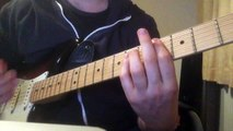 BoB Marley waiting in vain guitar solo cover - YouTube