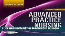 [PDF] Advanced Practice Nursing: Essentials of Role Development Popular Collection