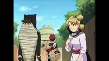 Gaara Not Interested with Naruto - Naruto Funny Moment